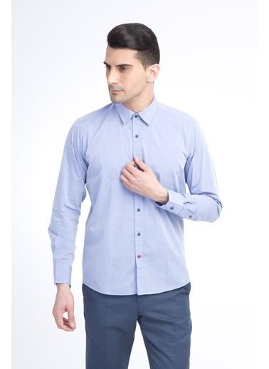 Kiğılı Uzun Kollu Gömlek Bej